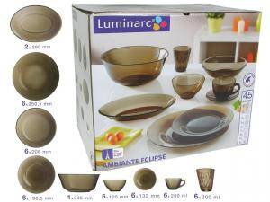 AMBIANTE ECLIPSE Столовый сервиз 45пр 02449